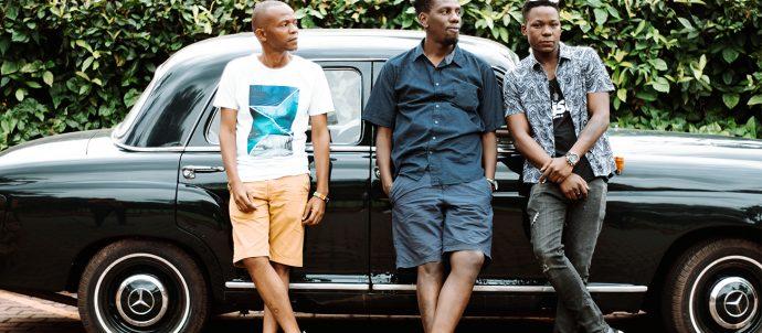 Sanyu FM 88.2 - African Express - show - Jaluo, Dj Cacie, Dj Moze
