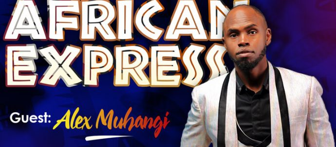 Sanyu FM Radio 88.2 African Express - Saturday