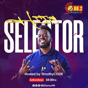 Sanyu FM Radio 88.8 -Hits Selector - Timothy Code