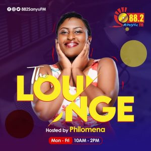 Lounge Hosted By Philomena