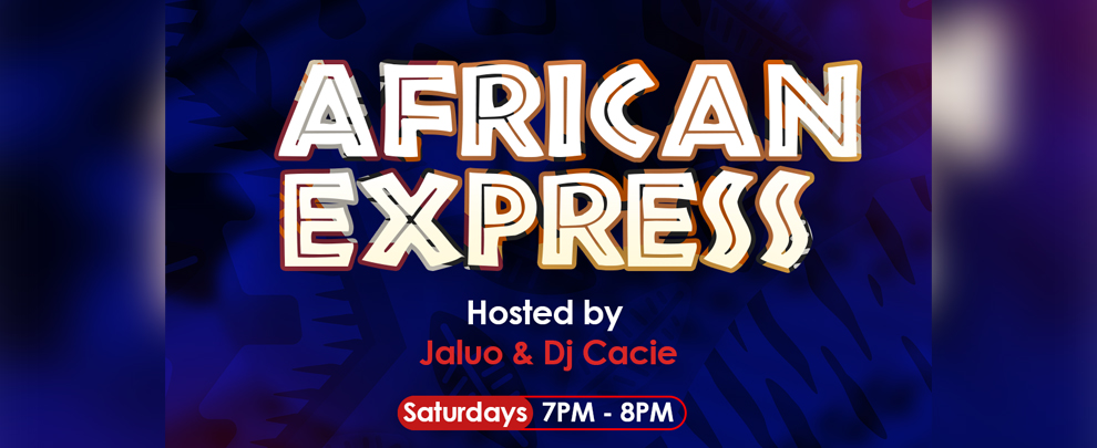 Sanyu FM 88.2 African Express by Jaluo & Dj Cacie