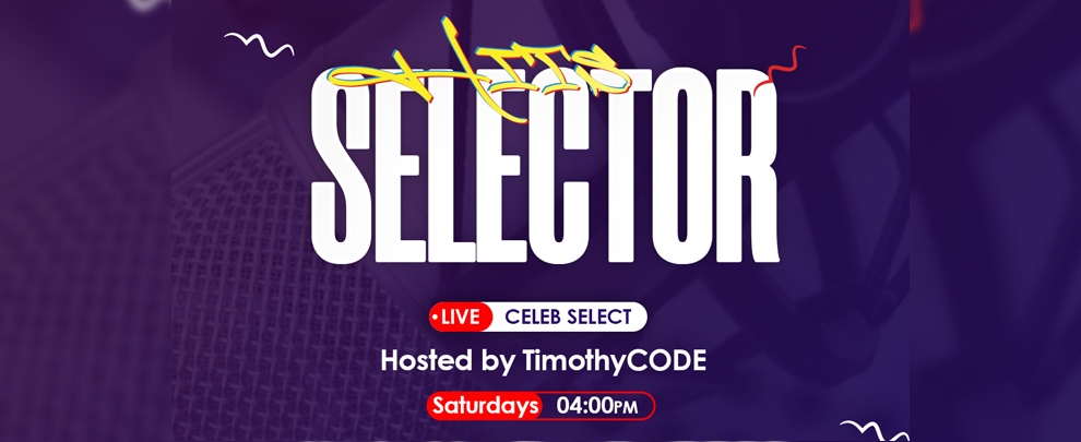 Sanyu FM 88.2 Hits Selector show by Timothy Code