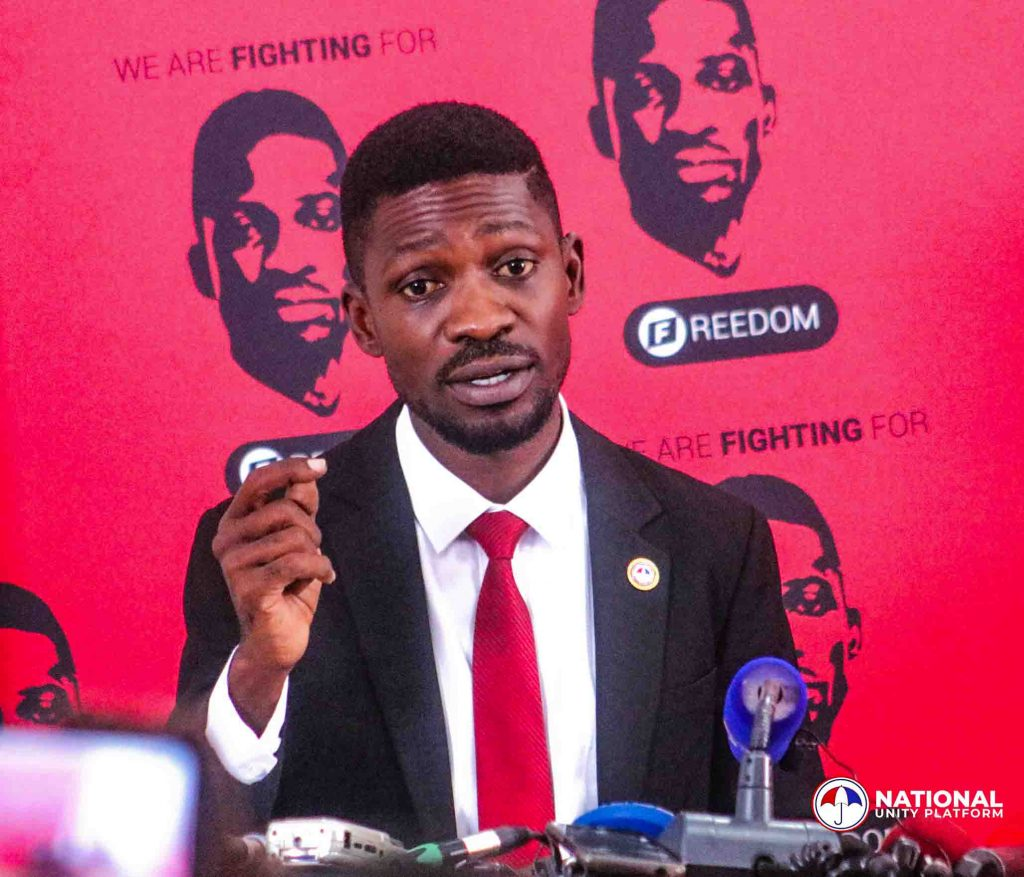 Kyagulanyi applied to supreme court