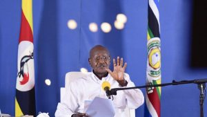 President Museveni has admitted he has not yet received the Coronavirus vaccine-sanyu fm